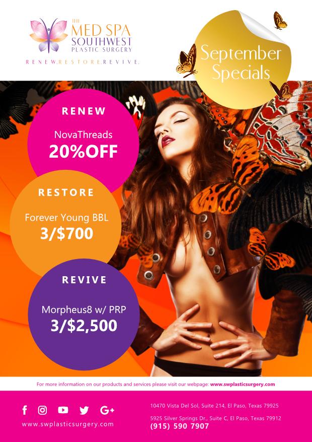 September Specials: Nova Thread 20% off